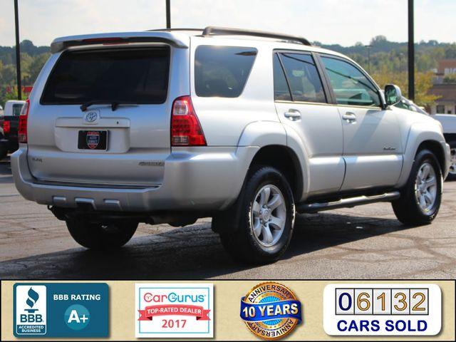 2006 Toyota 4Runner SR5 Sport RWD - 4.7L V8 ENGINE - JBL - LEATHER! Mooresville , NC 2