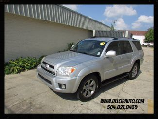 2006 Toyota 4Runner Limited, Leather! Like New! Clean CarFax! in New Orleans Louisiana, 70119