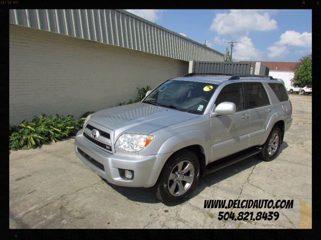 2006 Toyota 4Runner Limited, Leather! Like New! Clean CarFax!