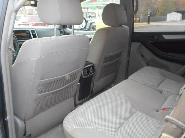 2006 Toyota 4Runner SR5 New Windsor, New York 9