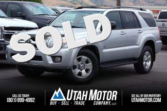 2006 Toyota 4Runner SR5 | Orem, Utah | Utah Motor Company in  Utah
