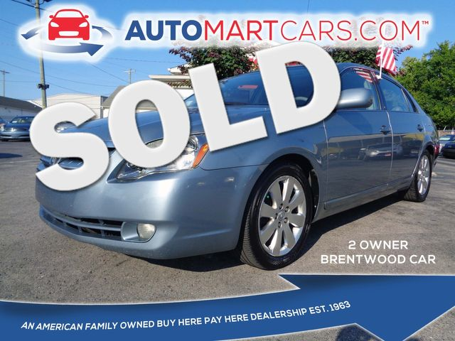 2006 Toyota Avalon Limited in Nashville, Tennessee 37211
