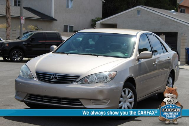 2006 Toyota CAMRY LE 70K MLS AUTOMATIC in Woodland Hills CA, 91367