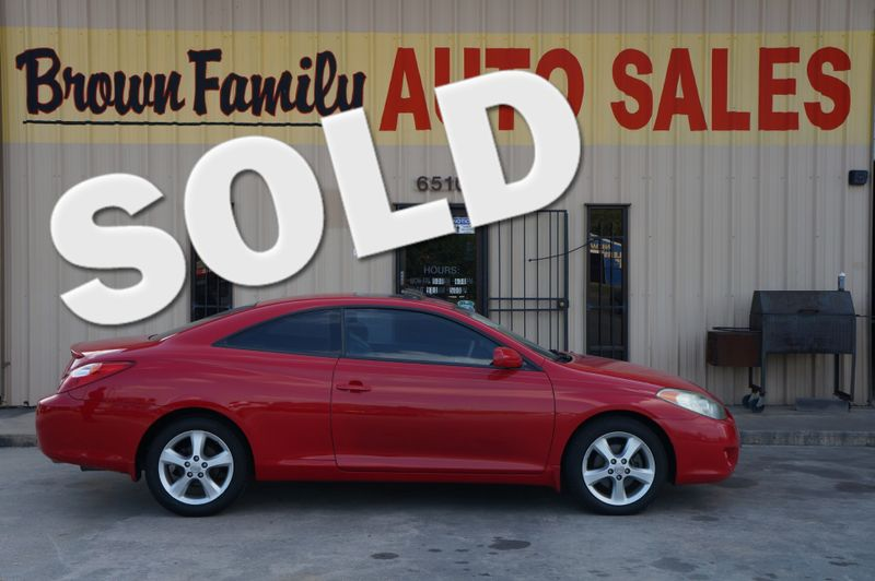 2006 Toyota Camry Solara SE | Houston, TX | Brown Family Auto Sales in Houston TX