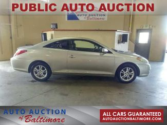 2006 Toyota CAMRY SOLARA  | JOPPA, MD | Auto Auction of Baltimore  in Joppa MD