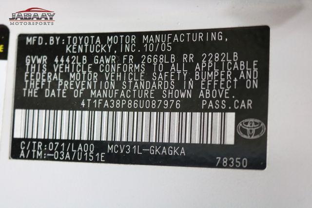 2006 Toyota Camry Solara SLE V6 Merrillville, Indiana 47
