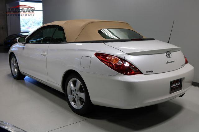 2006 Toyota Camry Solara SLE V6 Merrillville, Indiana 26