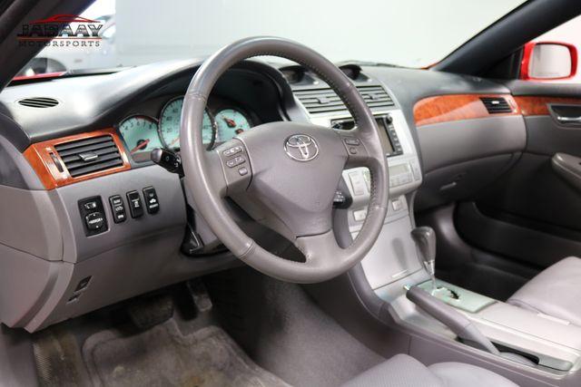 2006 Toyota Camry Solara SLE V6 Merrillville, Indiana 9