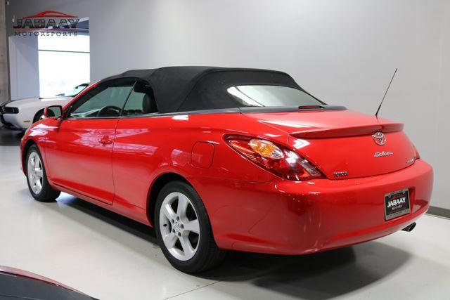2006 Toyota Camry Solara SLE V6 Merrillville, Indiana 27