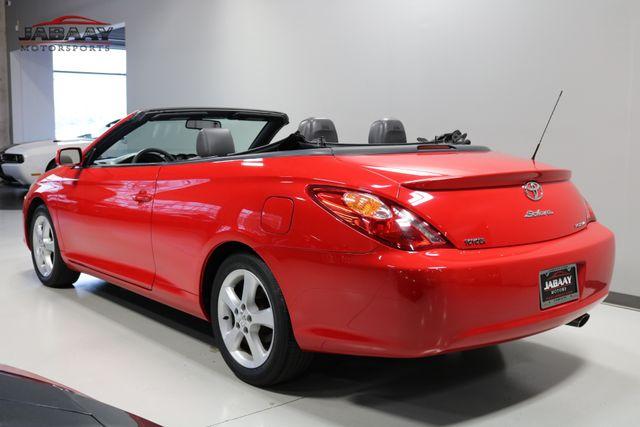 2006 Toyota Camry Solara SLE V6 Merrillville, Indiana 2