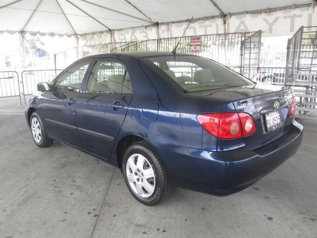2006 Toyota Corolla CE Gardena, California 1
