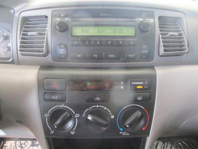 2006 Toyota Corolla CE Gardena, California 6