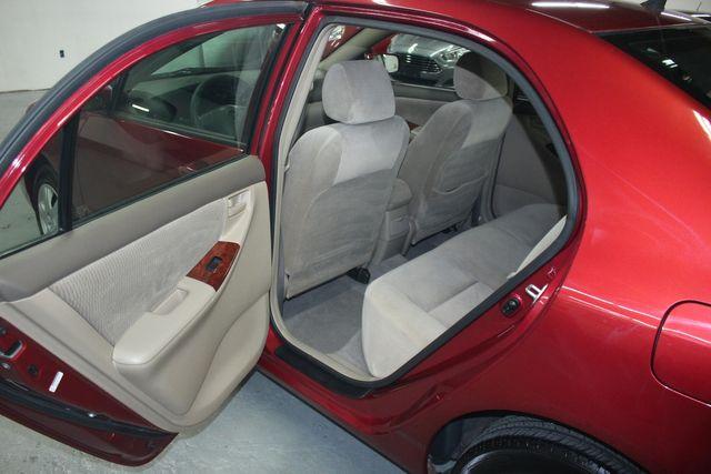 2006 Toyota Corolla LE Kensington, Maryland 18