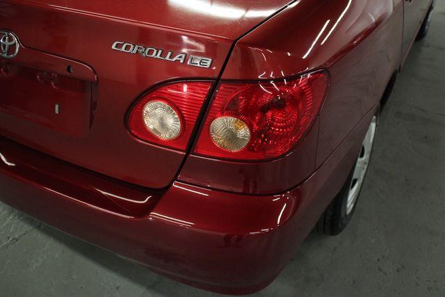 2006 Toyota Corolla LE Kensington, Maryland 73