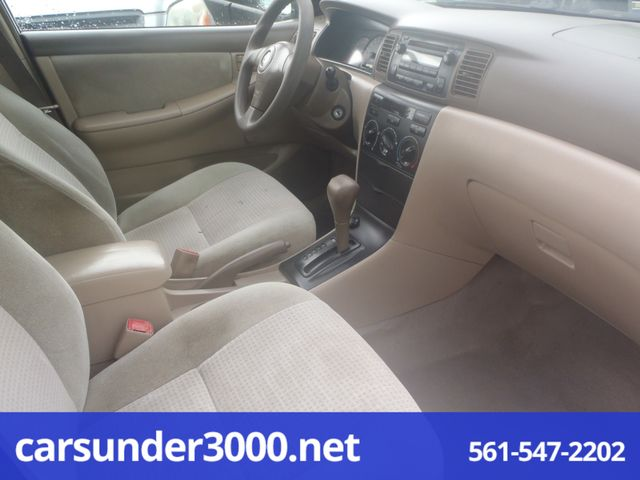 2006 Toyota Corolla CE Lake Worth , Florida 5