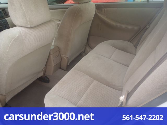2006 Toyota Corolla CE Lake Worth , Florida 6