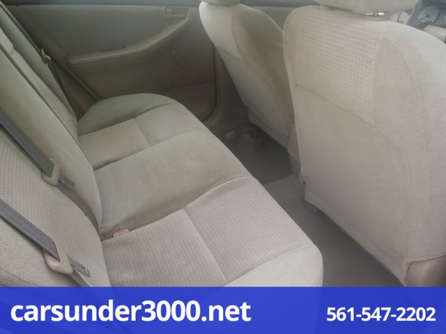 2006 Toyota Corolla CE Lake Worth , Florida 7