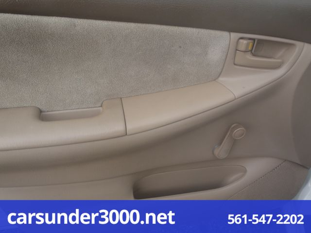 2006 Toyota Corolla CE Lake Worth , Florida 8