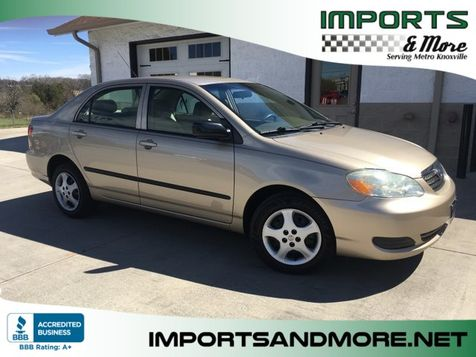 2006 Toyota Corolla CE w/ Power Pkg! in Lenoir City, TN