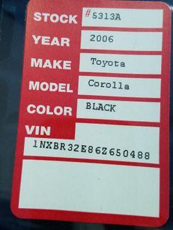 2006 Toyota Corolla S Nephi, Utah 7