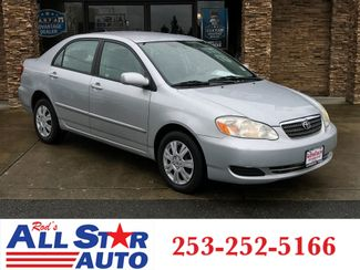 2006 Toyota Corolla S in Puyallup Washington, 98371