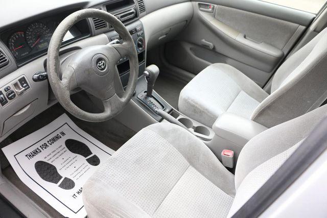 2006 Toyota Corolla CE Santa Clarita, CA 8