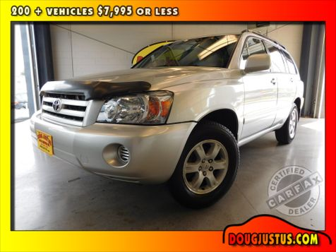 2006 Toyota Highlander  in Airport Motor Mile ( Metro Knoxville ), TN