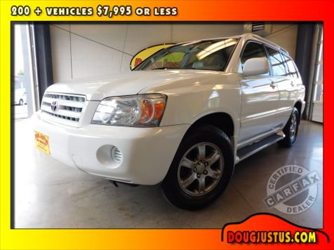 2006 Toyota Highlander Limited w/3rd Row in Airport Motor Mile ( Metro Knoxville ), TN