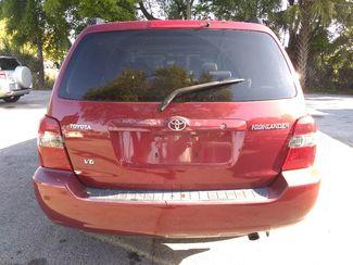 2006 Toyota Highlander V6 Dunnellon, FL 3