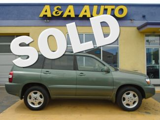 2006 Toyota Highlander Limited w/3rd Row in Englewood, CO 80110