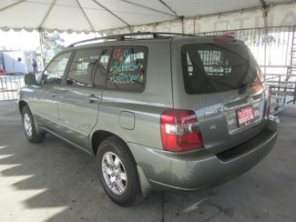 2006 Toyota Highlander w/3rd Row Gardena, California 1