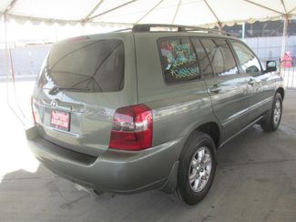 2006 Toyota Highlander w/3rd Row Gardena, California 2