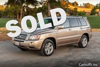 2006 Toyota Highlander Hybrid Limited 4WD   Concord, CA   Carbuffs in Concord