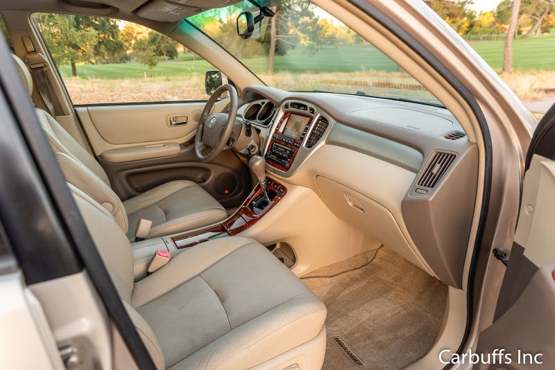 2006 Toyota Highlander Hybrid Limited 4WD | Concord, CA | Carbuffs in Concord, CA