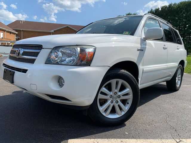 2006 Toyota Highlander Hybrid LTD