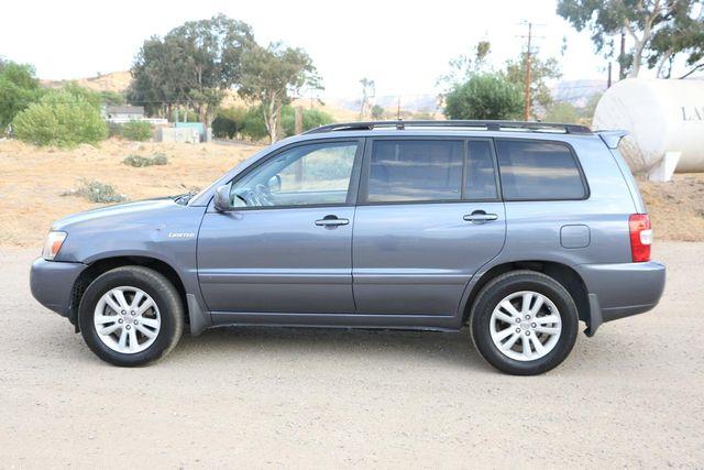 2006 Toyota Highlander Hybrid LTD Santa Clarita, CA 11