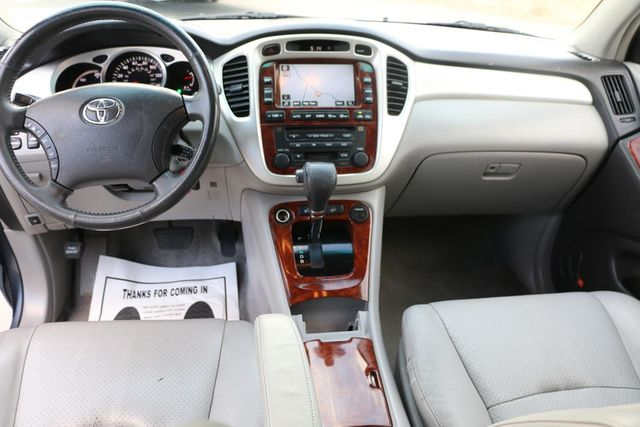 2006 Toyota Highlander Hybrid LTD Santa Clarita, CA 7