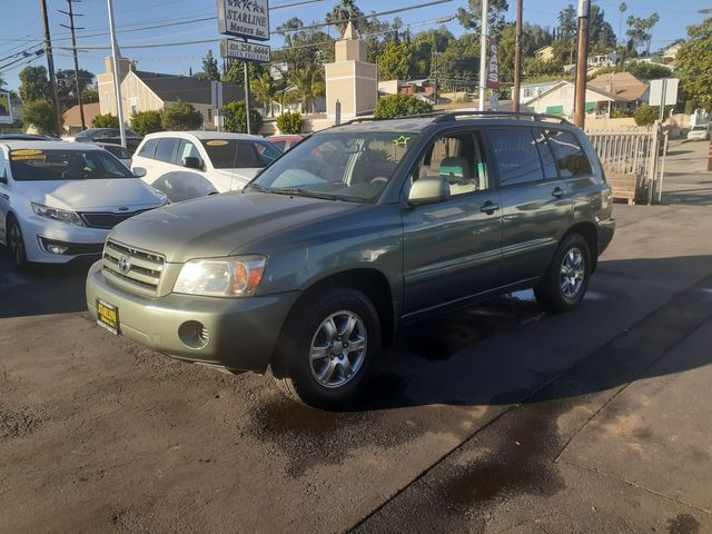 2006 Toyota Highlander w/3rd Row Los Angeles, CA