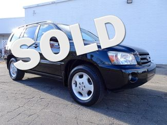 2006 Toyota Highlander Limited w/3rd Row Madison, NC