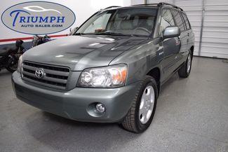 2006 Toyota Highlander Limited w/3rd Row in Memphis, TN 38128