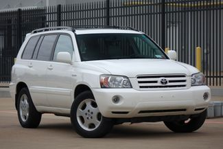 2006 Toyota Highlander w/3rd Row* 4WD* Limited* | Plano, TX | Carrick's Autos in Plano TX