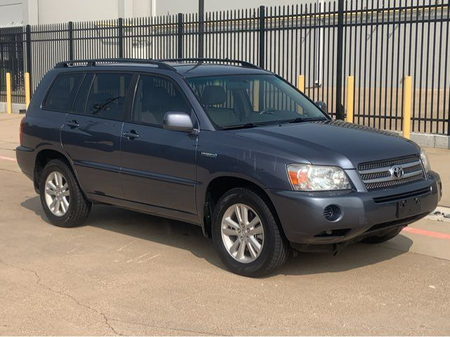 2006 Toyota Highlander Hybrid * 4x4 * LEATHER *