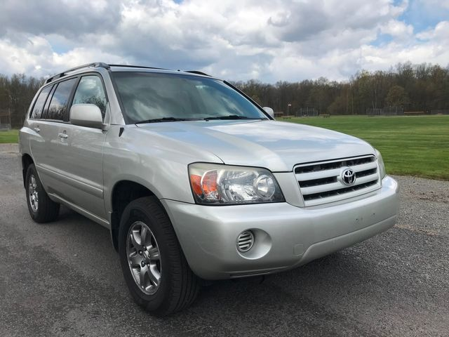 2006 Toyota Highlander w/3rd Row Ravenna, Ohio 5