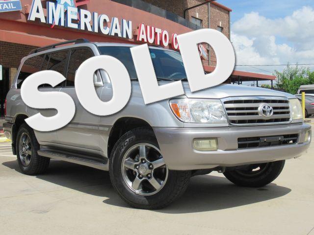 2006 Toyota Land Cruiser  | Houston, TX | American Auto Centers in Houston TX