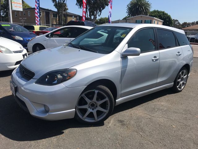 2006 Toyota Matrix XR in San Diego, CA 92110