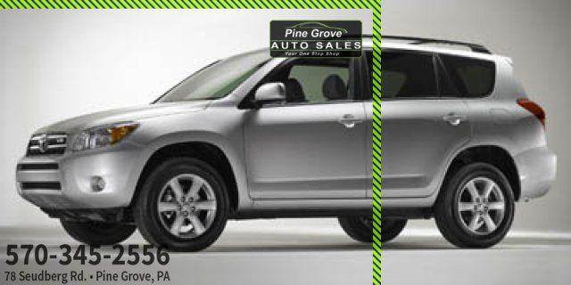 2006 Toyota RAV4 Limited | Pine Grove, PA | Pine Grove Auto Sales in Pine Grove