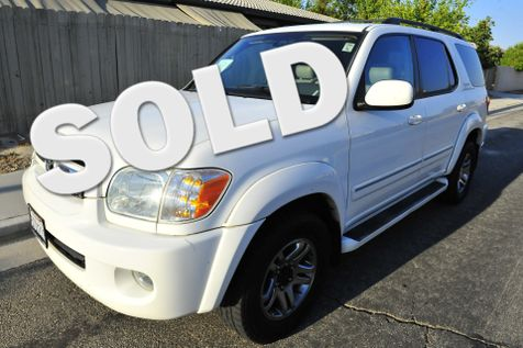 2006 Toyota Sequoia Limited in Cathedral City