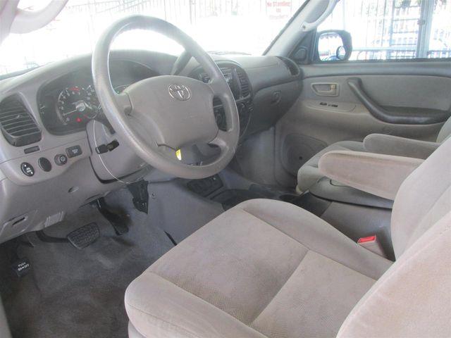 2006 Toyota Sequoia SR5 Gardena, California 4