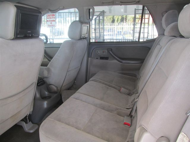 2006 Toyota Sequoia SR5 Gardena, California 9