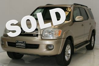 2006 Toyota Sequoia SR5 Houston, Texas